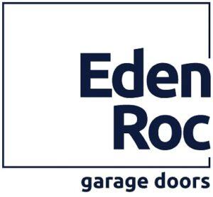 Eden Roc Garage Doors Logo